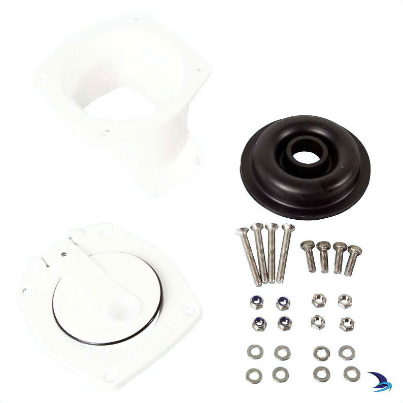 Whale - Deckplate Conversion Kit for Whale Gusher® 30